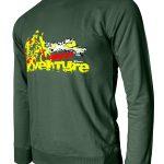sweater Spirit-Adventure-Dark-Gren-Depan