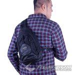 7-Waist-Bag-Shoulder-Respiro-Croise-Crossbody-Bag-Black-Tas-Selempang