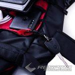 7-Bagpack-Tas-Punggung-Respiro-Strada-Bagpack-Black-Tas-Ransel-Gendong-Key-Chain